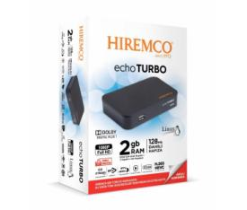 Hiremco echo Turbo